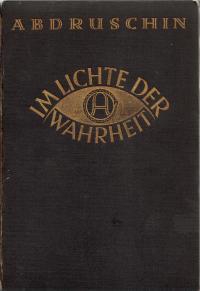 Gralbotschaft 1931 couverture