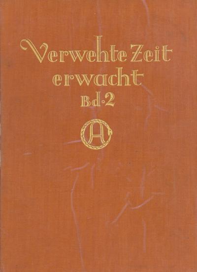 Verwehte zeit erwacht band 2 1935 couverture
