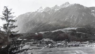 Vomperberg vu de la vallée