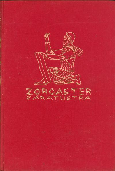 Zoroaster couverture